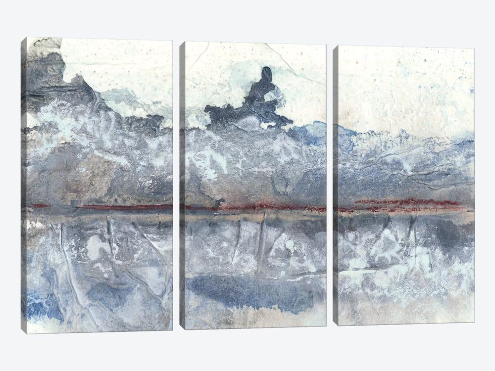 Horizon Spray II by Renée Stramel 3-piece Canvas Print