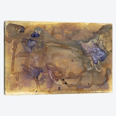 Violet Inclusion II Canvas Print #RNE113} by Renée Stramel Canvas Art