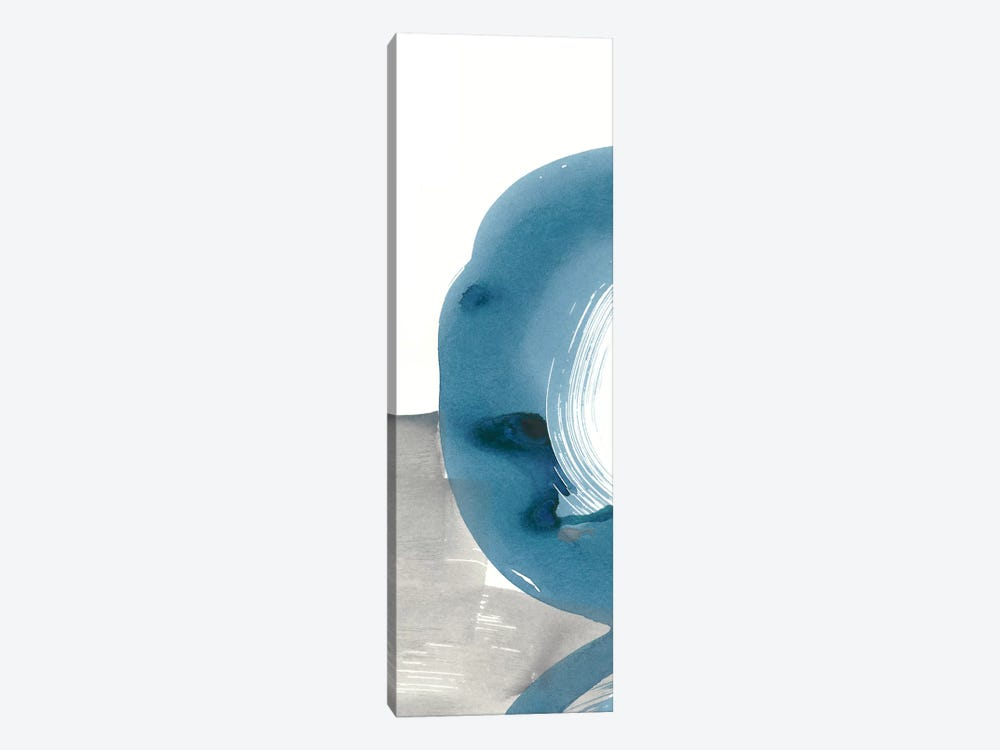 Breaking Blue I by Renée Stramel 1-piece Canvas Wall Art