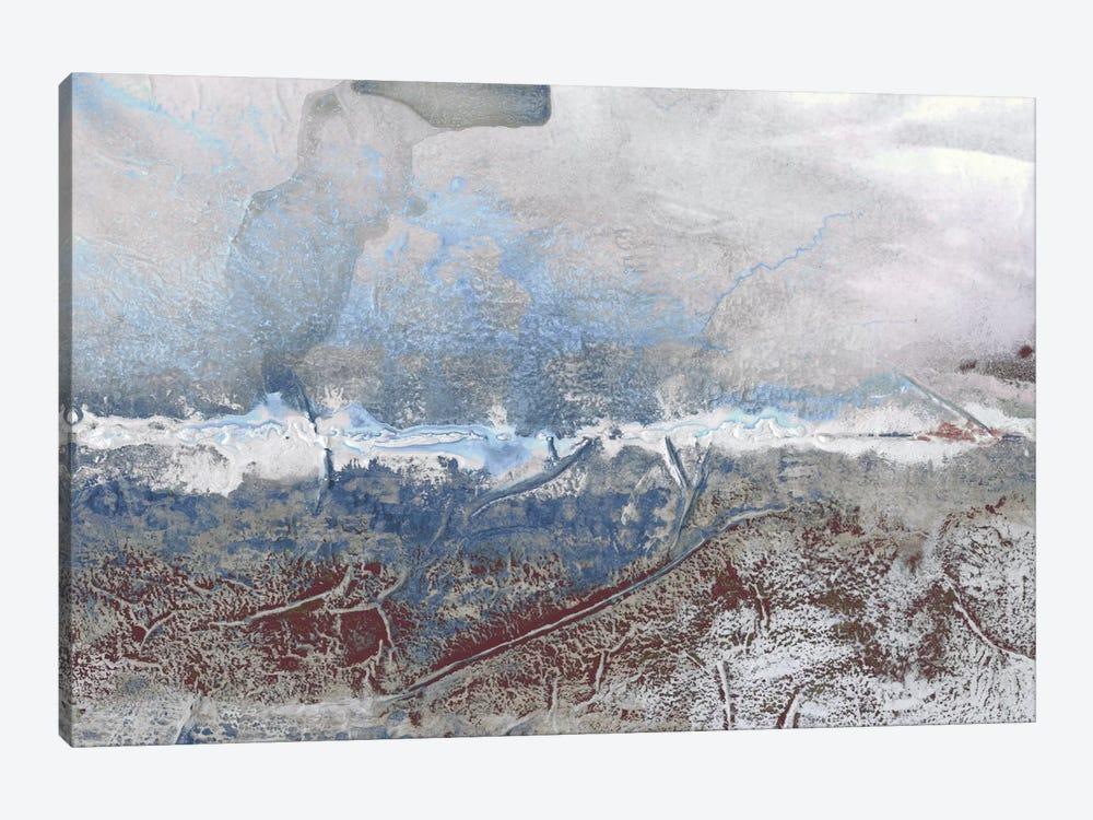 Horizon Spray III by Renée Stramel 1-piece Canvas Artwork