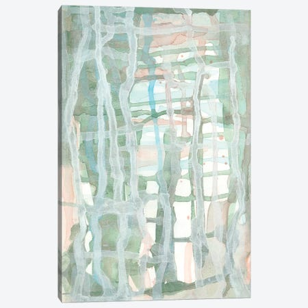 Lattice Memory I Canvas Print #RNE125} by Renée Stramel Canvas Wall Art