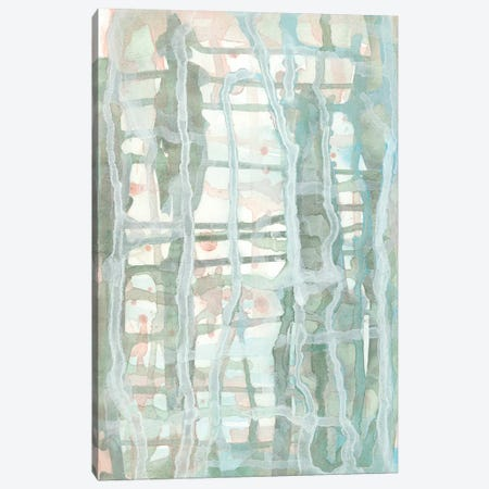 Lattice Memory II Canvas Print #RNE126} by Renée Stramel Canvas Wall Art