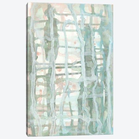 Lattice Memory II Canvas Print #RNE126} by Renée Stramel Canvas Wall Art