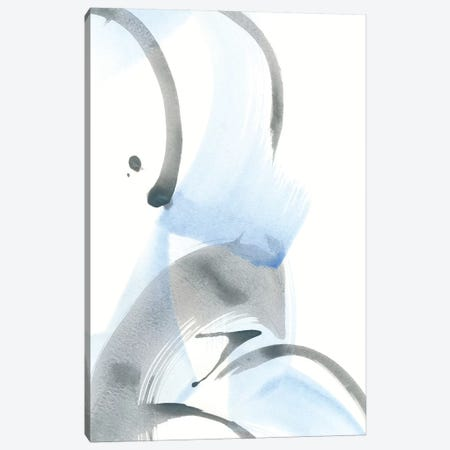 Pale Gestures II Canvas Print #RNE130} by Renée Stramel Canvas Art