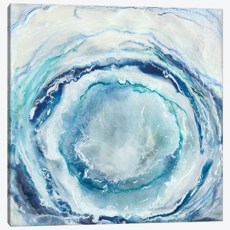 Ocean Eye I Canvas Print #RNE146} by Renée Stramel Canvas Artwork