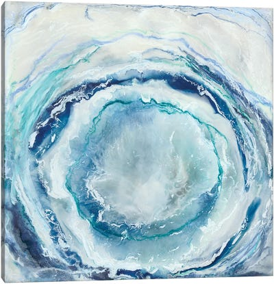 Ocean Eye I Canvas Art Print