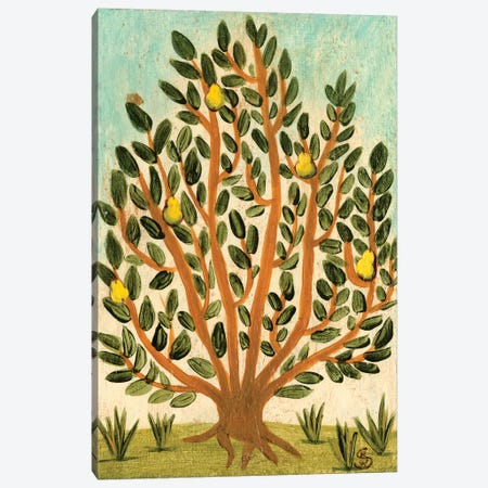 Tree Of Life I Canvas Print #RNE14} by Renée Stramel Canvas Print