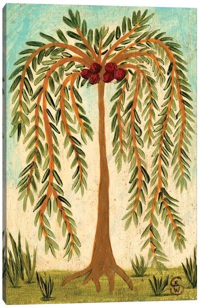 Tree Of Life II Canvas Art Print
