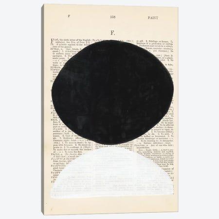 Modern Definition I Canvas Print #RNE160} by Renée Stramel Canvas Print