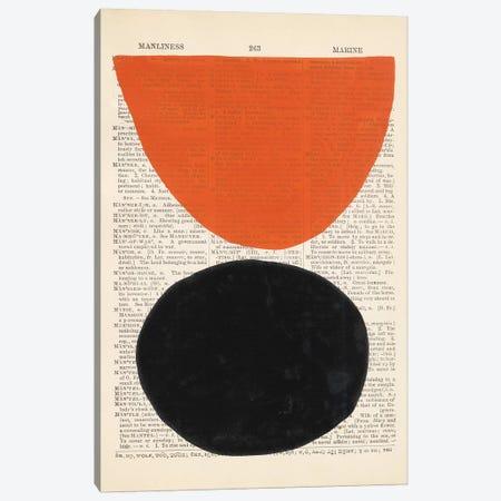 Modern Definition IV Canvas Print #RNE163} by Renée Stramel Canvas Print