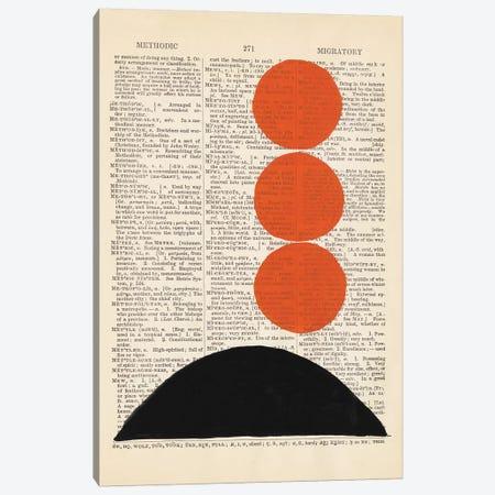 Modern Definition IX Canvas Print #RNE164} by Renée Stramel Canvas Artwork