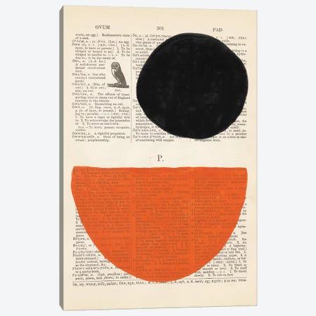 Modern Definition V Canvas Print #RNE165} by Renée Stramel Canvas Art