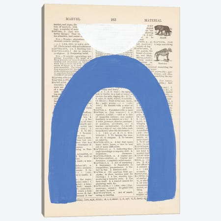 Modern Definition VIII Canvas Print #RNE168} by Renée Stramel Art Print