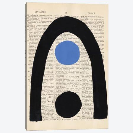 Modern Quotation III Canvas Print #RNE171} by Renée Stramel Canvas Art