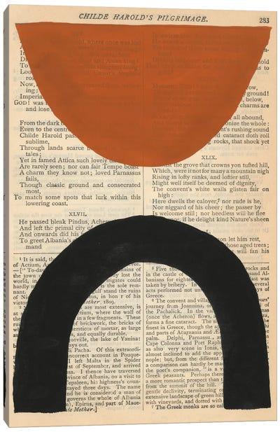 Modern Prose I Canvas Art Print