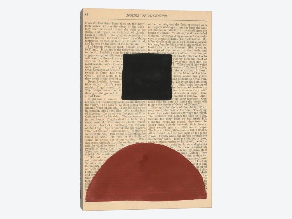 Modern Prose IV by Renée Stramel 1-piece Canvas Art Print