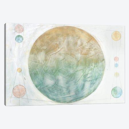 Celestial Skies II Canvas Print #RNE194} by Renée Stramel Canvas Art Print