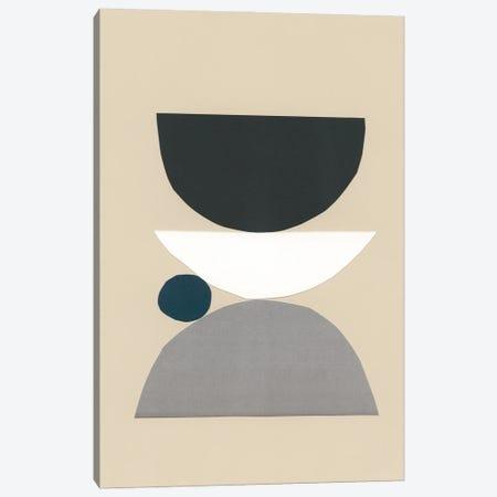 Modern Shapes I Canvas Print #RNE195} by Renée Stramel Art Print