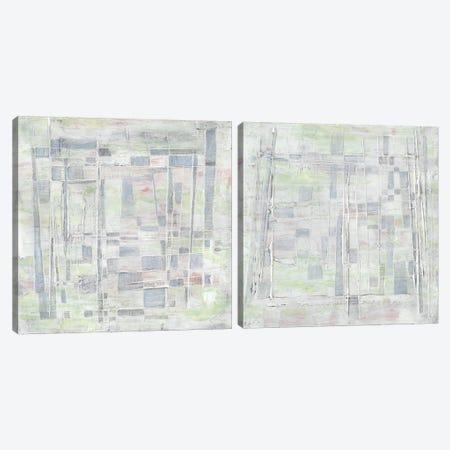 Soho Diptych Canvas Print Set #RNE2HSET002} by Renée Stramel Canvas Art Print