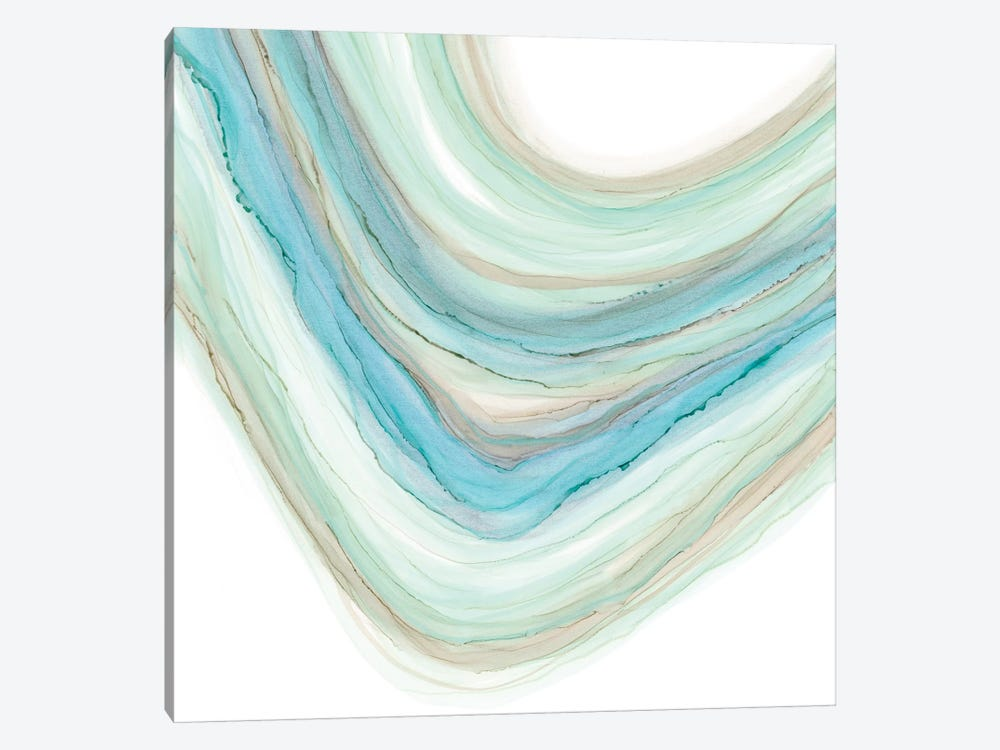 Gulf Stream I by Renée Stramel 1-piece Canvas Wall Art