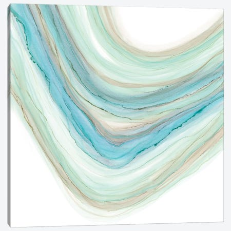 Gulf Stream I Canvas Print #RNE51} by Renée Stramel Canvas Wall Art