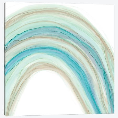 Gulf Stream II Canvas Print #RNE52} by Renée Stramel Canvas Artwork