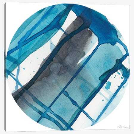 Geo Logic I Canvas Print #RNE64} by Renée Stramel Canvas Artwork
