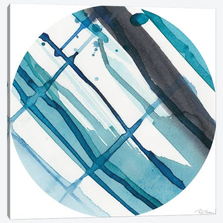 Geo Logic III Canvas Print #RNE66} by Renée Stramel Canvas Art