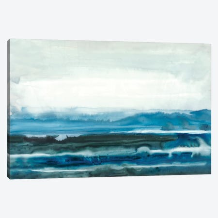 Lake Country I Canvas Print #RNE67} by Renée Stramel Canvas Artwork