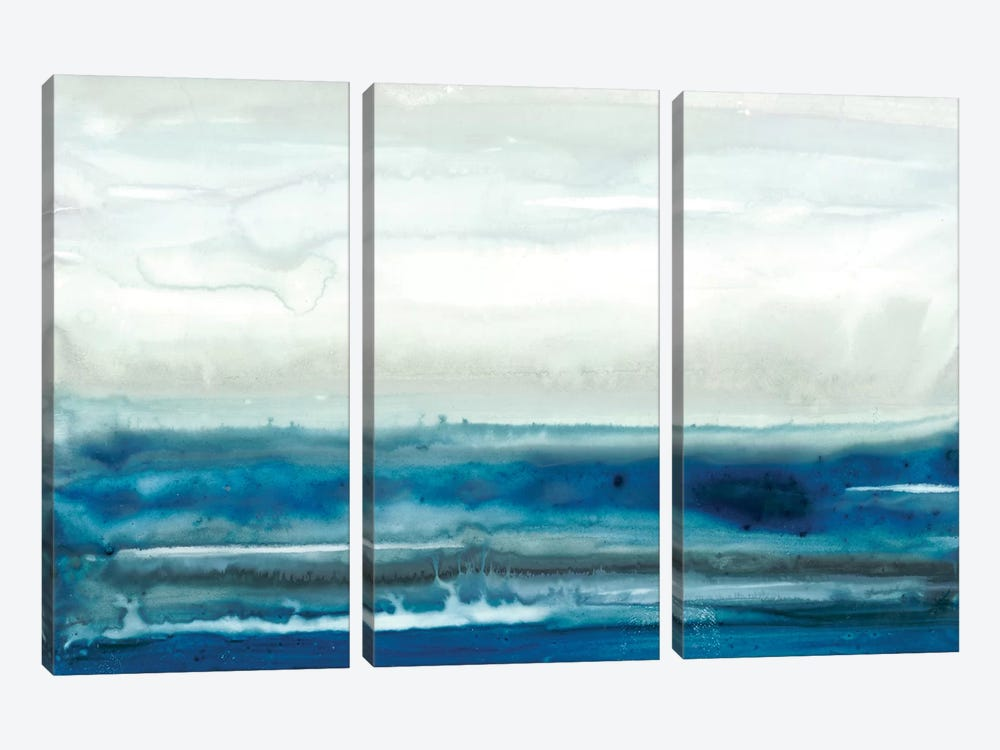 Lake Country II by Renée Stramel 3-piece Canvas Art