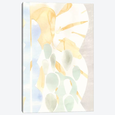 Painted Desert II Canvas Print #RNE72} by Renée Stramel Canvas Artwork