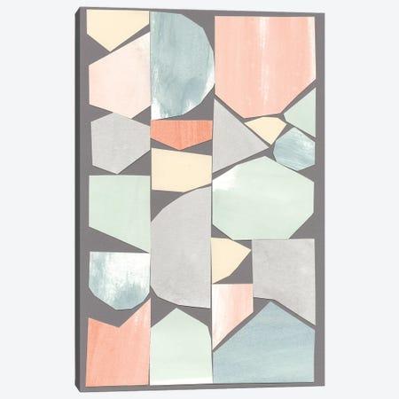 Rodondo I Canvas Print #RNE75} by Renée Stramel Canvas Art Print