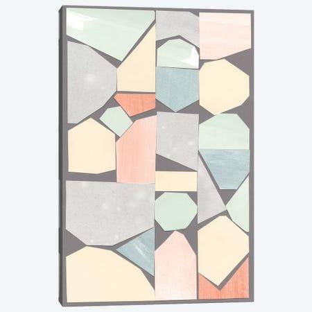 Rodondo II Canvas Print #RNE76} by Renée Stramel Canvas Print