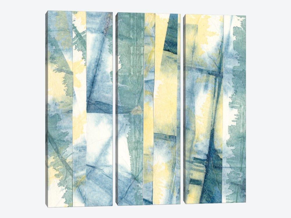 Down East I by Renée Stramel 3-piece Canvas Artwork