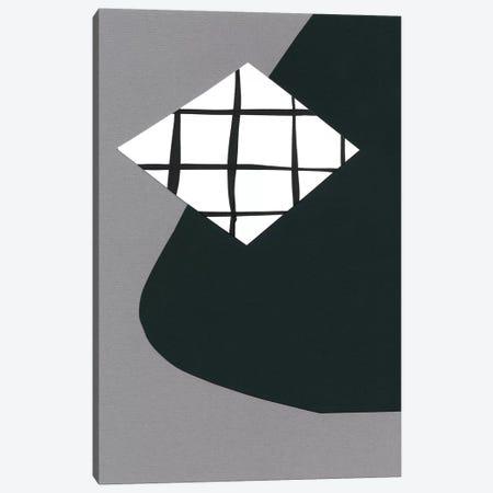 Echos Of Memphis III 3-Piece Canvas #RNE83} by Renée Stramel Art Print