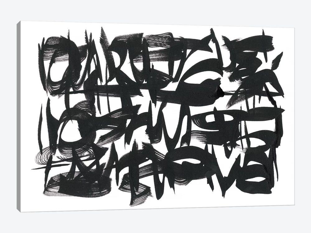 The Collective Unconsciousness II by Renée Stramel 1-piece Canvas Print
