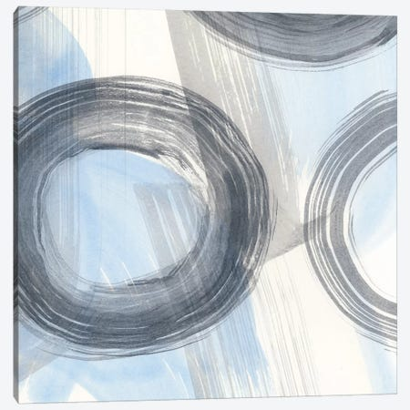 Twist And Turns I Canvas Print #RNE97} by Renée Stramel Canvas Art Print