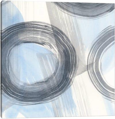 Twist And Turns I Canvas Art Print