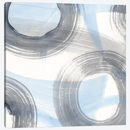 Twist And Turns III Canvas Print #RNE99} by Renée Stramel Canvas Art