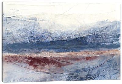 Horizon Spray I Canvas Art Print