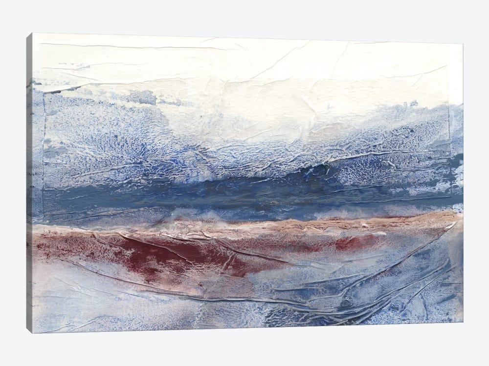 Horizon Spray I by Renée Stramel 1-piece Canvas Art