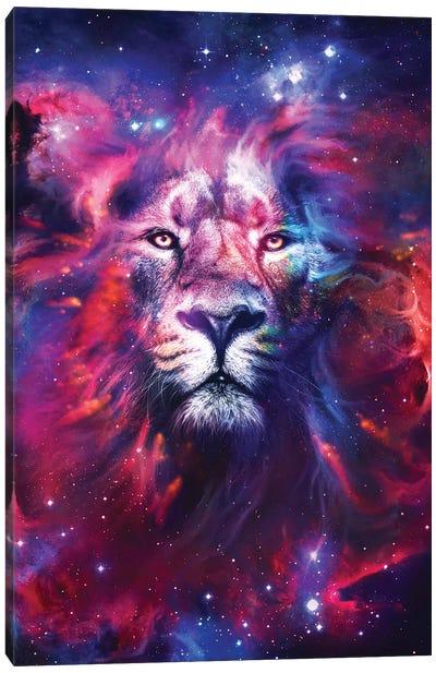 Lion Nebula Canvas Art Print