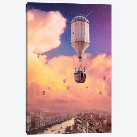 Afternoon Flight Canvas Print #RNG2} by Ruvim Noga Canvas Art