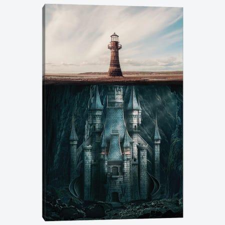 The Underworld Canvas Print #RNG38} by Ruvim Noga Canvas Art