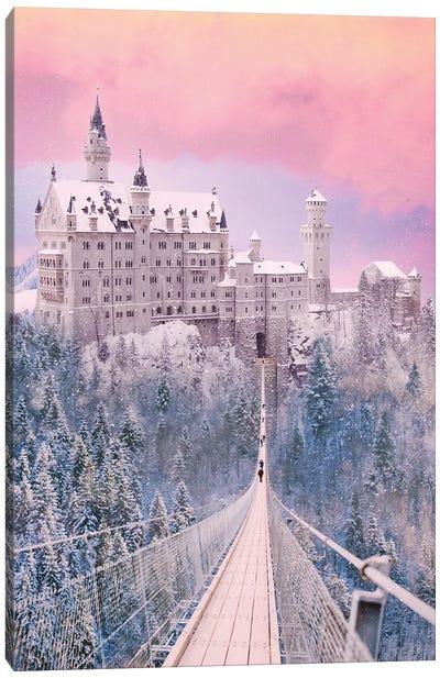 Winter Wonderland Canvas Art Print