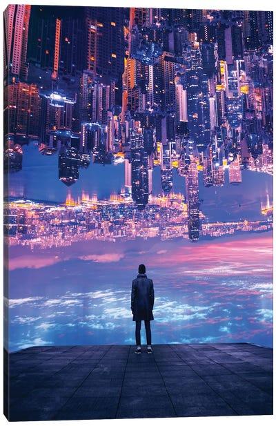 City Of Dreams Canvas Art Print