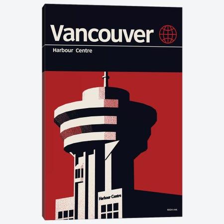 Vancouver Canvas Print #RNH47} by Reign & Hail Canvas Art Print