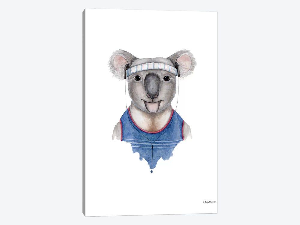 Kewl Koala by Rachel Nieman 1-piece Canvas Art Print