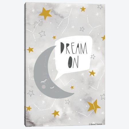 Dream On Canvas Print #RNI67} by Rachel Nieman Canvas Artwork