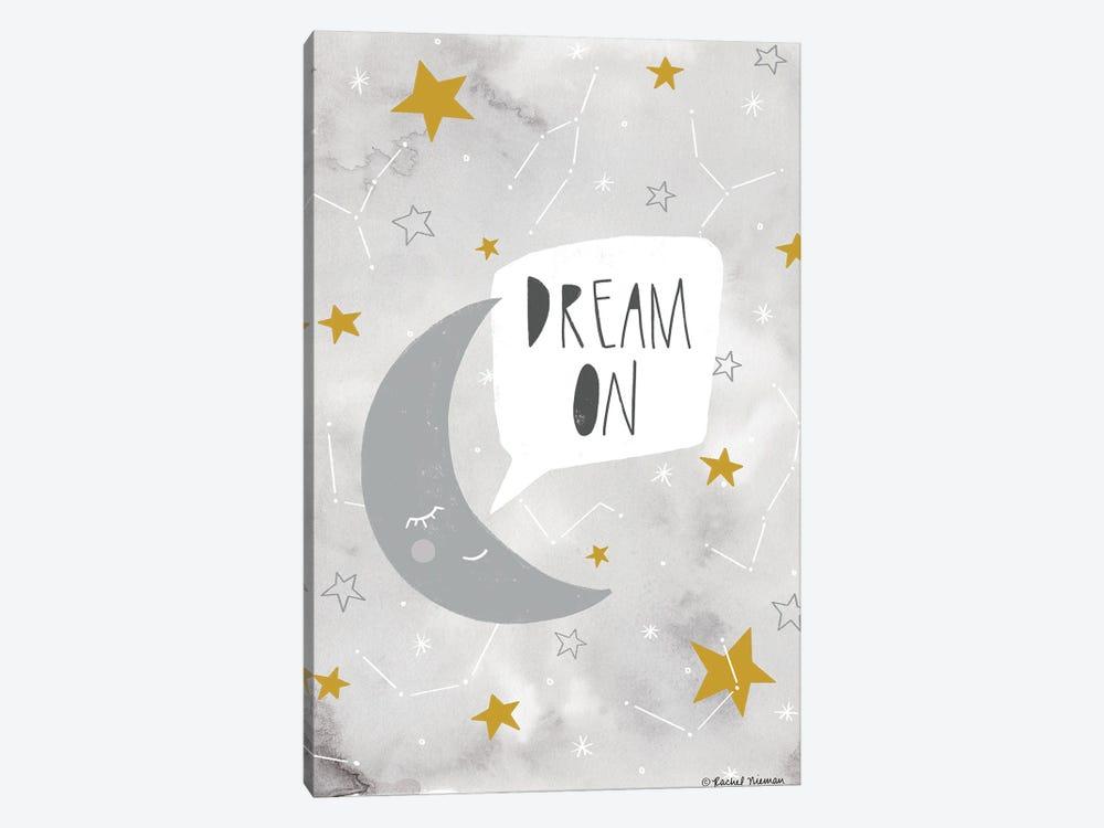 Dream On by Rachel Nieman 1-piece Art Print